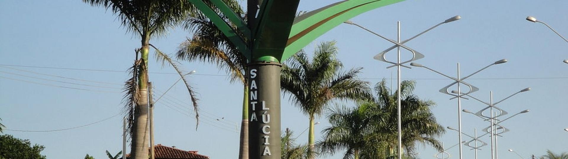 Santa Lúcia: pronta para o desenvolvimento