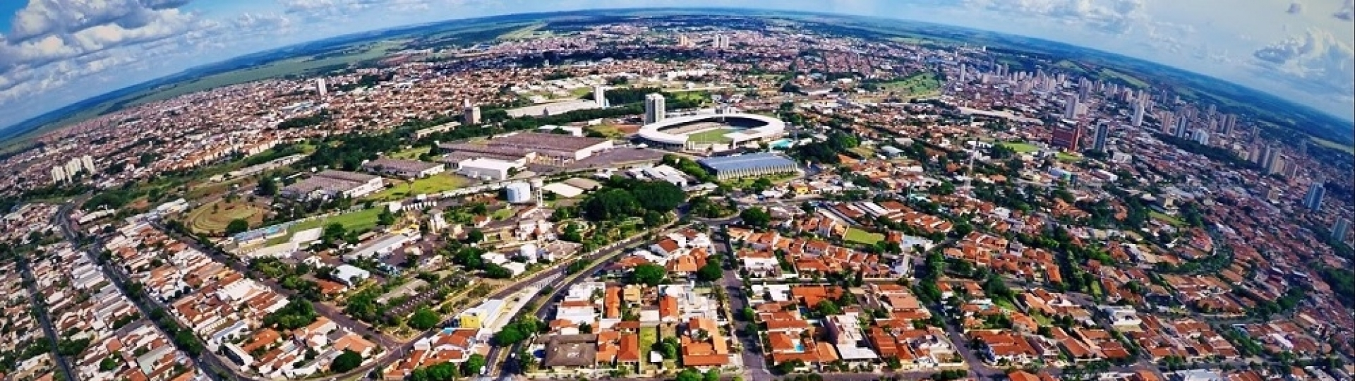 Araraquara: Morada do sol, da laranja, cana, soja, madeira, milho...