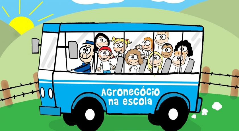 """Programa Educacional """"Agronegócio na Escola"""" - Cidades da região tem até 24 de fevereiro para aderir"""
