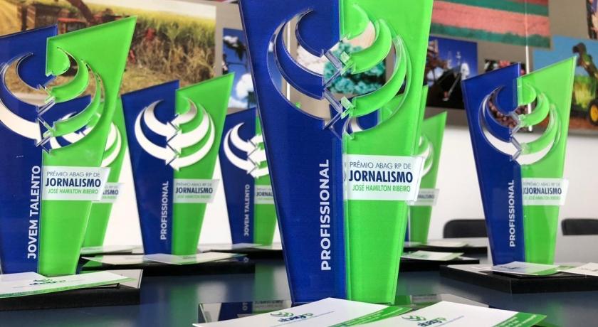 """Prêmio ABAG/RP de Jornalismo """"José Hamilton Ribeiro"""" - premiação"""