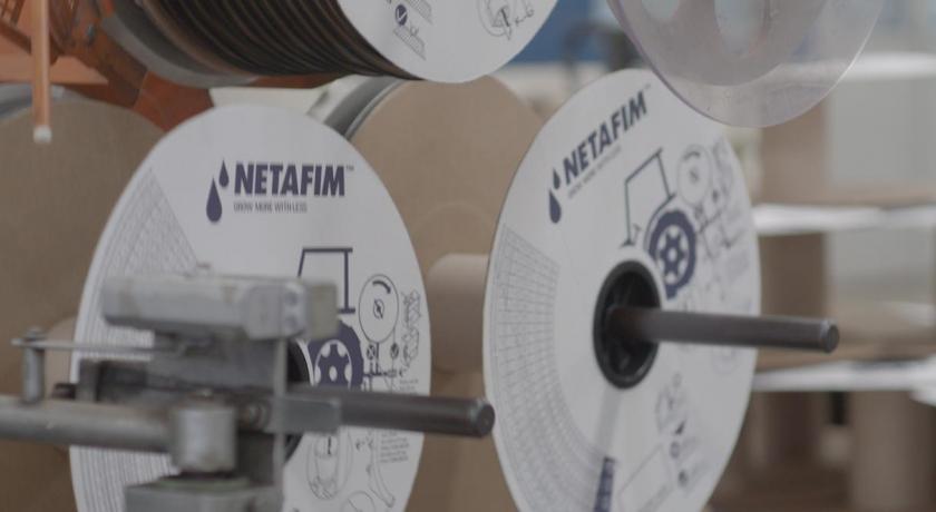 Netafim recebe extensão da certificação ISO 9001:2015
