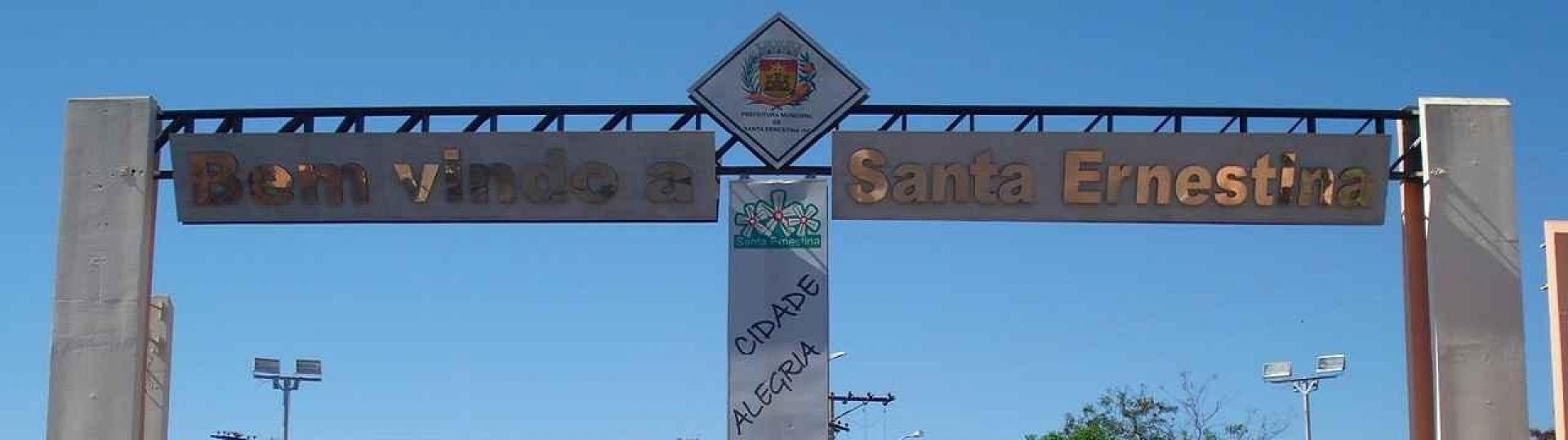 Santa Ernestina: dinheiro em caixa para investir em desenvolvimento