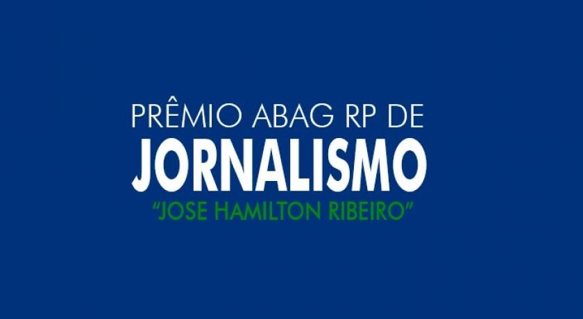 Prêmio de jornalismo da ABAG/RP integra a lista dos prêmio mais importantes para a categoria