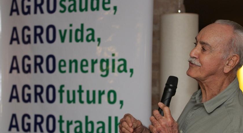 """Roberto Rodrigues e Luiz Carlos Carvalho participam do Seminário """"Agronegócio, Mecanização e Sustentabilidade"""""""