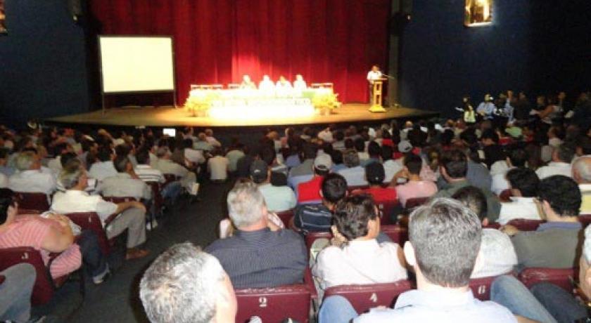 9ª Assembleia Geral Mundial dos organismos de Bacias Hidrográficas elege brasileiro