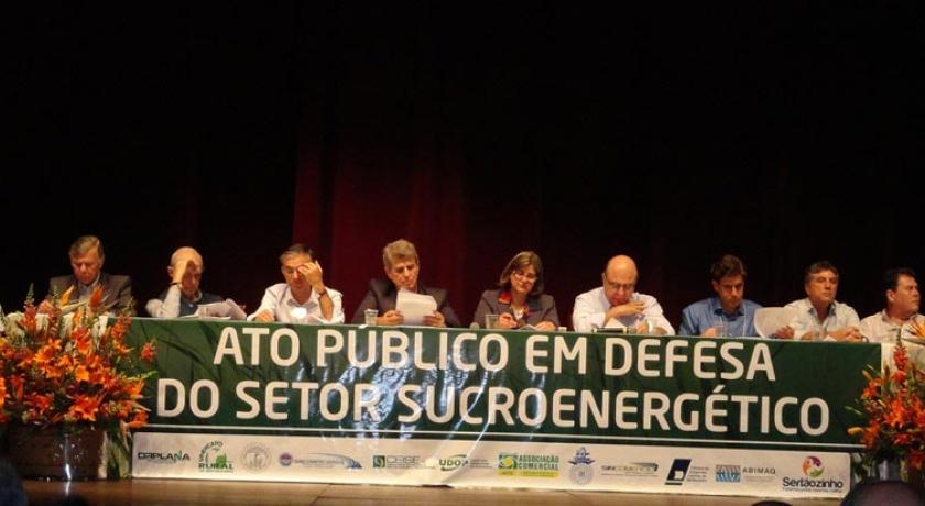 Cadeia sucroenergética se une por política reestruturante