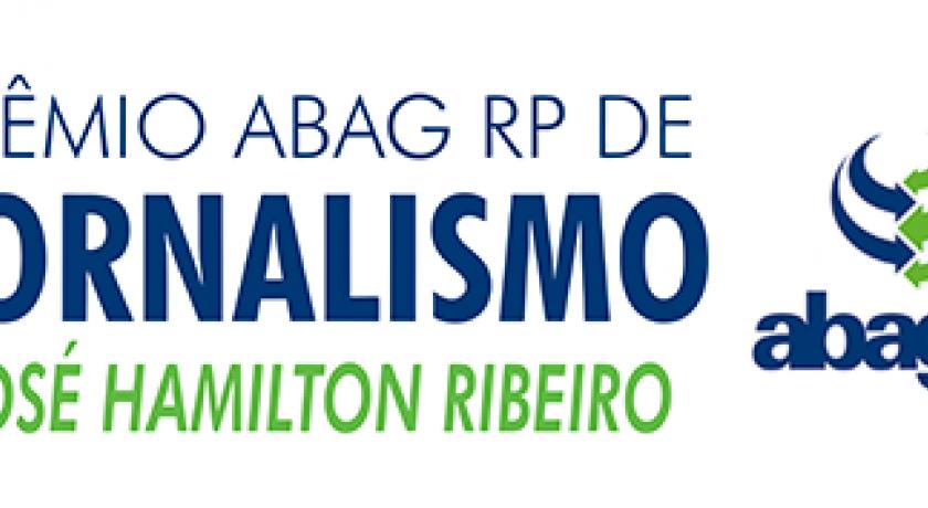 """Lançada a 11ª edição do Prêmio ABAG/RP de Jornalismo """"José Hamilton Ribeiro"""""""