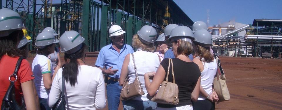 2006: Formalização da Parceria