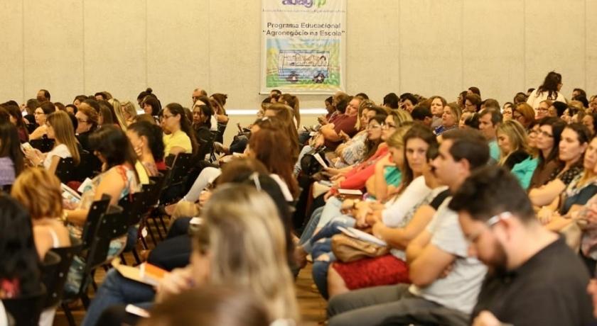 """Evento de Encerramento do Programa Educacional """"Agronegócio na Escola"""", realizado pela ABAG/RP, premiará os melhores de 2019"""