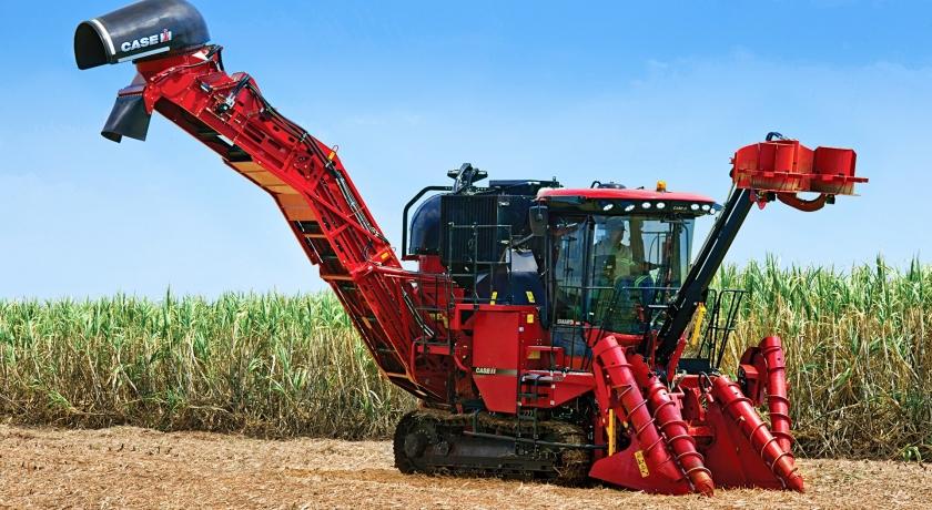Projeto entre Case IH e São Martinho permite digitalização de colheita de cana-de-açúcar e máquinas conectadas no campo